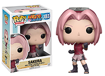 Funko POP Anime: Naruto Shippuden Sakura Vinyl Figure screen shot 1