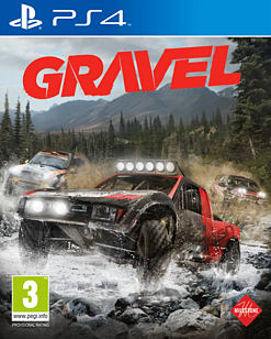 GravelPlayStation 4