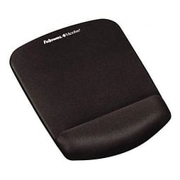 Fellowes Foam Plush - Wrist Rest, BlackPC