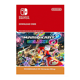 Mario Kart 8 Deluxe DownloadSwitch