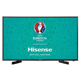"Hisense H32M2600 32"" HD Ready Smart LED TV with Freeview HD in BlackTV and Home Cinema"