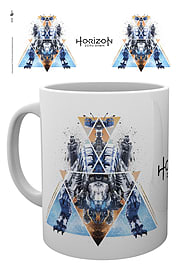 Horizon Zero Dawn Machine MugHome - Tableware