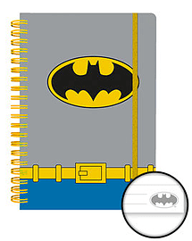 DC Comics Batman Costume NotebookStationery