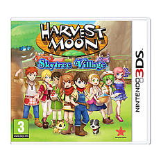 Harvest Moon Skytree Village2DS/3DS