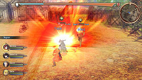 Valkyria Revolution screen shot 1