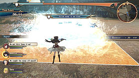 Valkyria Revolution screen shot 3
