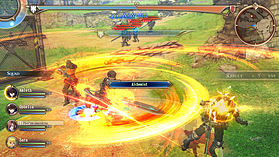 Valkyria Revolution screen shot 4
