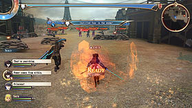 Valkyria Revolution screen shot 8