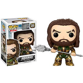 Pop! Movies: DC - Justice League - AquamanScaled Models