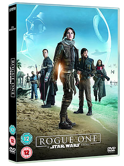 Rogue One: A Star Wars Story [DVD]DVD