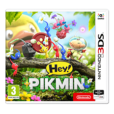 Hey! PIKMIN2DS/3DS