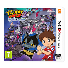 Yo-kai Watch 2: Psychic Specters2DS/3DS