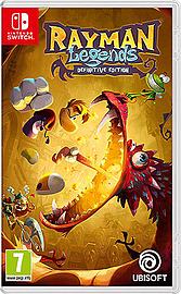 Rayman Legends: Definitive EditionSwitch