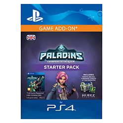 Paladins Starter Pack for PS4