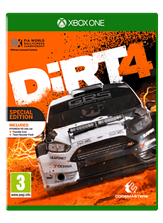 DiRT 4 Special Edition - Only at GAMEXbox One