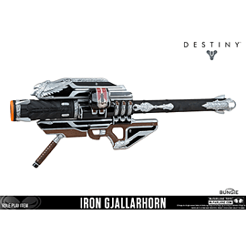 Destiny Iron Gjallarhorn Replica - Only at GAMEScaled Models
