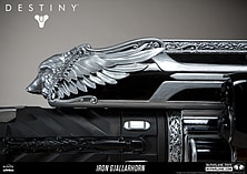 Destiny Iron Gjallarhorn Replica - Only at GAME screen shot 4