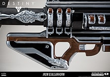 Destiny Iron Gjallarhorn Replica - Only at GAME screen shot 7