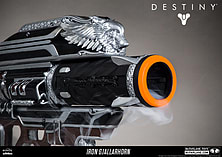 Destiny Iron Gjallarhorn Replica - Only at GAME screen shot 9