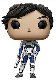 Funko POP Games Mass Effect: Andromeda Sara RyderFigurines