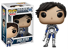 Funko POP Games Mass Effect: Andromeda Sara Ryder screen shot 1