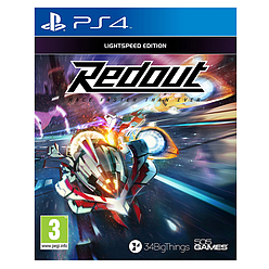 Redout Lightspeed EditionPlayStation 4Cover Art