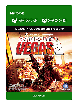 Tom Clancy's Rainbow Six Vegas 2 for XBOX360