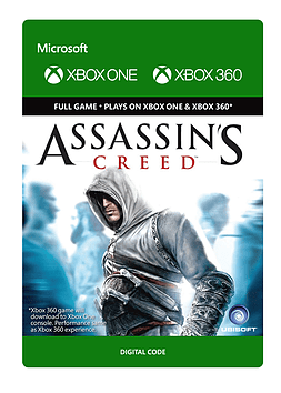 Assassin's Creed for XBOX360