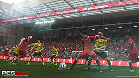 Pro Evolution Soccer 2018 Premium Edition screen shot 5