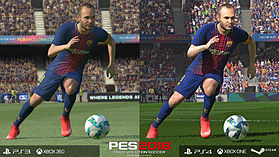 Pro Evolution Soccer 2018 - Legendary Edition - Only at GAME screen shot 4