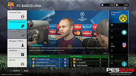 Pro Evolution Soccer 2018 - Legendary Edition - Only at GAME screen shot 8