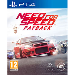 Need for Speed PaybackPlayStation 4Cover Art