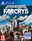 Far Cry 5 Deluxe Edition with Only at GAME Collectible Card PlayStation 4