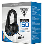 Turtle Beach Recon 150 Gaming Headset for PS4 Pro + PS4 and PC screen shot 1