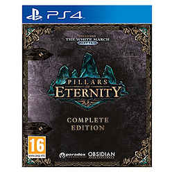 Pillars of Eternity - Complete EditionPlayStation 4Cover Art