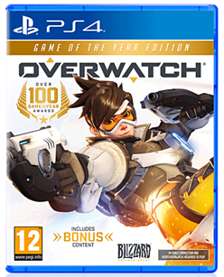 Overwatch - Game of the Year EditionPlayStation 4