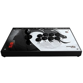 DRAGON SLAY Universal Arcade Fight Stick Controller – 8 Button for PS4, Xbox One, PC & AndroidMulti Format and Universal