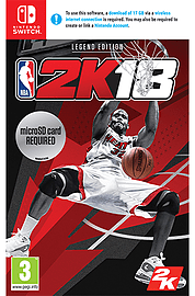 NBA 2K18 Legend Edition - Only at Game