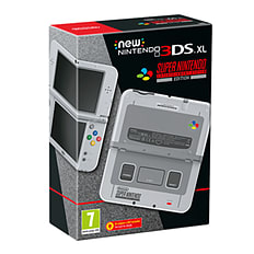 New Nintendo 3DS XL - SNES Edition2DS/3DS