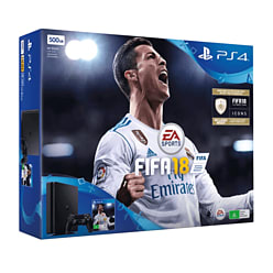 PlayStation 4 500GB FIFA 18 PlayStation 4