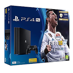 PlayStation Pro 1TB FIFA 18 PlayStation 4