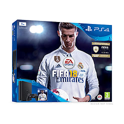 PlayStation 4 1TB FIFA 18 Bundle PlayStation 4