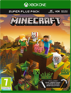 Minecraft Super Plus PackXbox One
