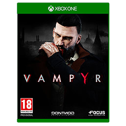 Vampyr Plus The Hunter's Heirlooms DLC - Only at GAMEXbox One