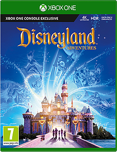 Disneyland AdventuresXbox OneCover Art