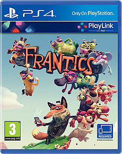 Frantics (A Playlink Game)PlayStation 4Cover Art