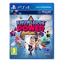 Knowledge is PowerPlayStation 4