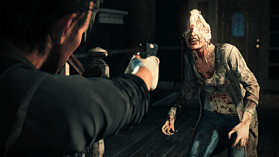 The Evil Within 2 screen shot 1