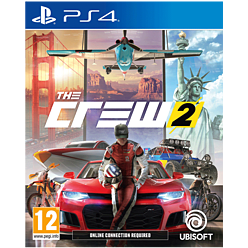 The Crew 2PlayStation 4