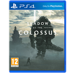 Shadow of the ColossusPlayStation 4Cover Art